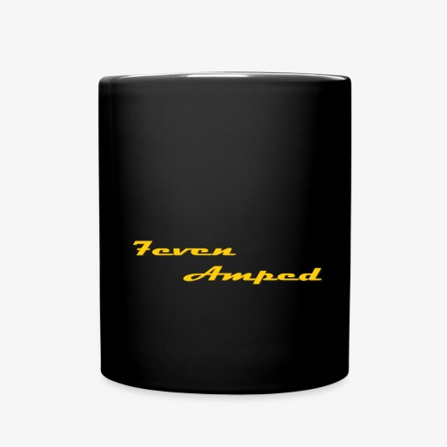 Logo 7even Amped transpar - Tasse einfarbig