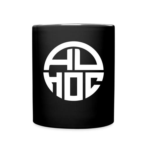 Ad Hoc Logo - Tasse einfarbig