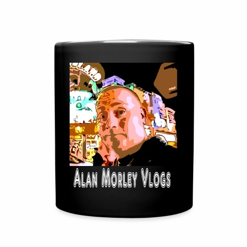 Alan Morley - Full Colour Mug