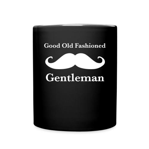 Gentleman's Moustache - Full Colour Mug