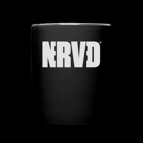 Official Nerved@ White Logotype - Full Colour Mug
