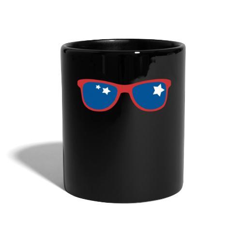 POP ART - Stars and glass - Mug uni