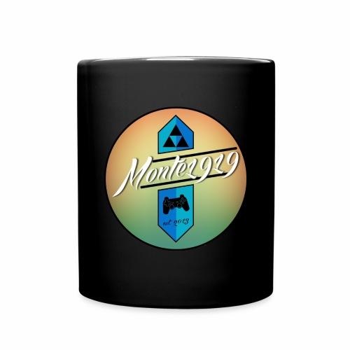 Monte Logo - Tasse einfarbig