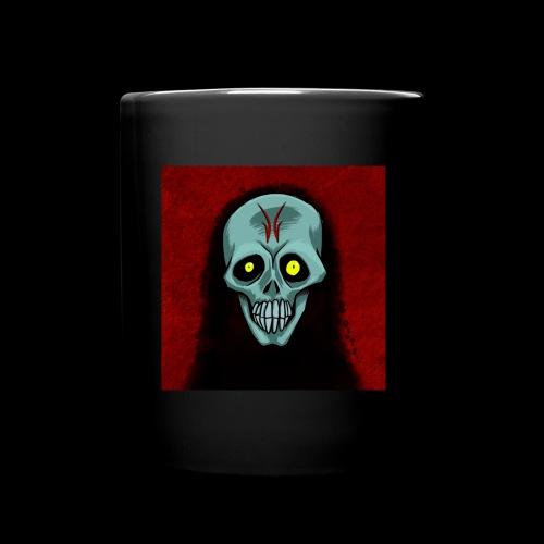 Ghost skull - Full Colour Mug
