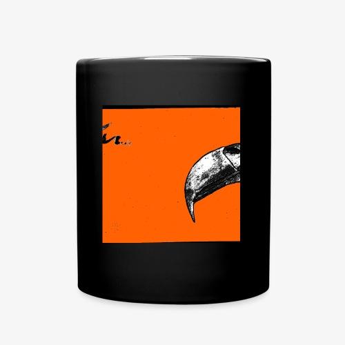 Beak Original Artwork - Enfärgad mugg