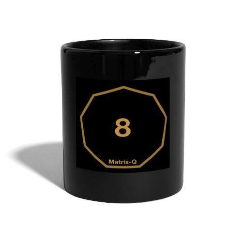 Matrix-Q Mug 8 - Full Colour Mug