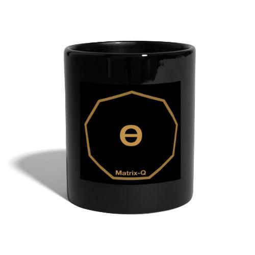 Matrix-Q Mug Theta - Full Colour Mug