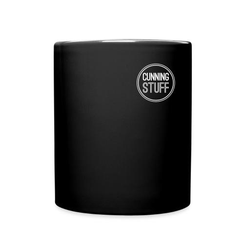 CS-Logo-Original-Negativ - Tasse einfarbig