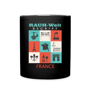 Rauh Welt France color - Tasse en couleur