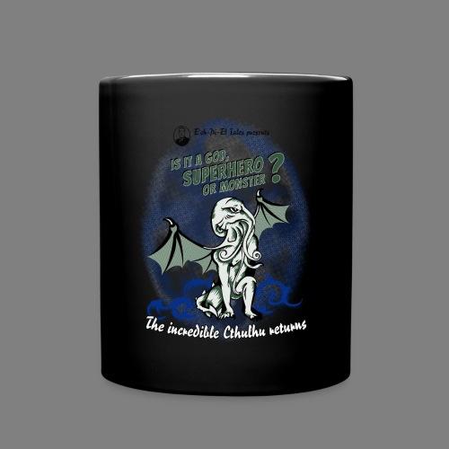 Cthulhu - Tasse einfarbig