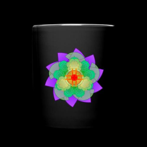 mandala 2 - Full Colour Mug