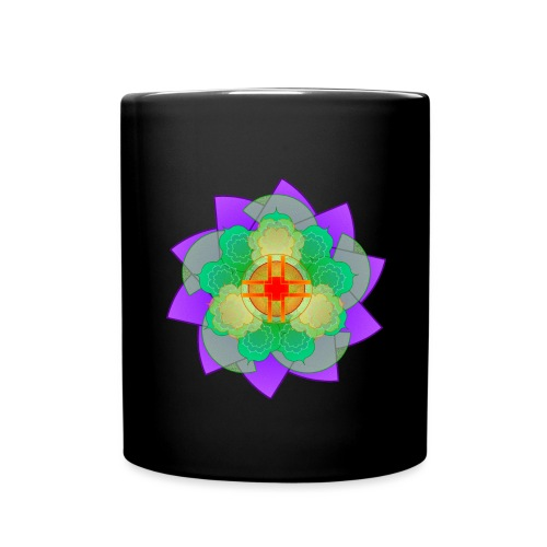 mandala 2 - Full Colour Mug