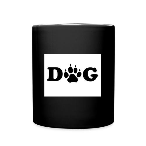 Dog - Mug uni