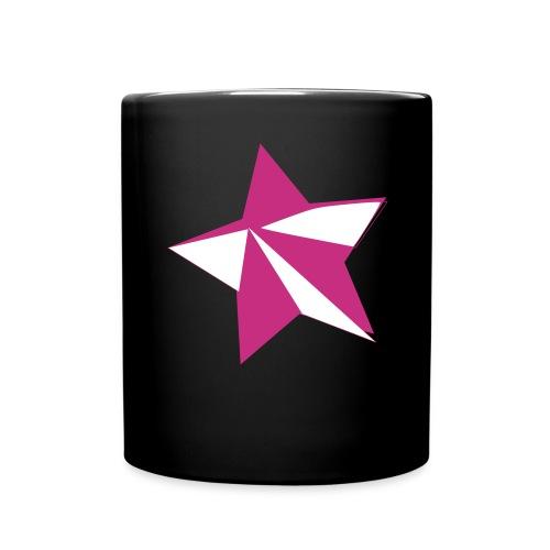 stern - Tasse einfarbig