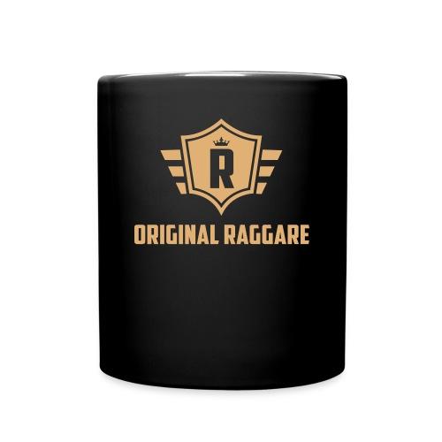 Original raggare t-shirt. - Enfärgad mugg