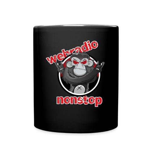 webradio nonstop logo rz png - Tasse einfarbig