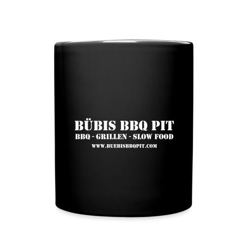 buebisbbqpit - Tasse einfarbig