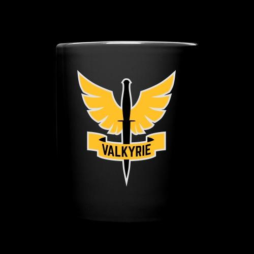 Yellow Valkyrie Logo - Full Colour Mug