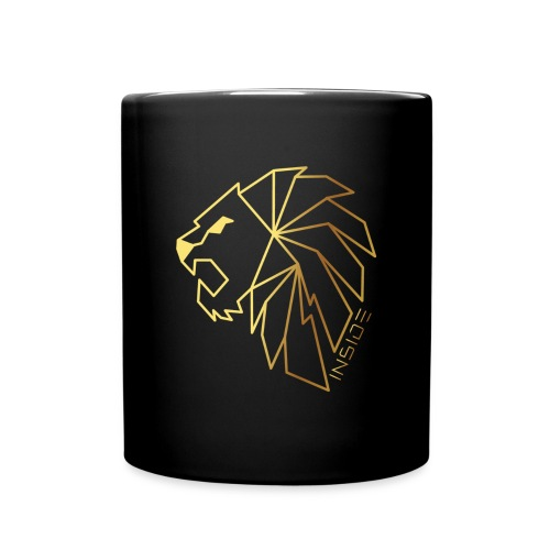 Löwe, Lion Inside - Tasse einfarbig