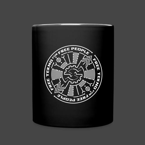 Tekno gratuit pour les personnes libres - Mug uni