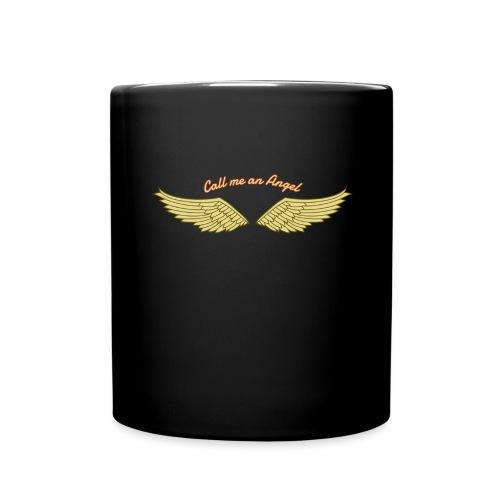 Angel - Tasse einfarbig