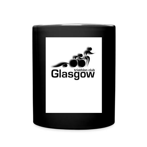 GTC new logo BW jpg - Full Colour Mug