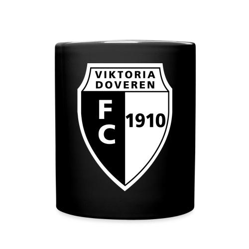 FC VIKTORIA_schwarz - Tasse einfarbig
