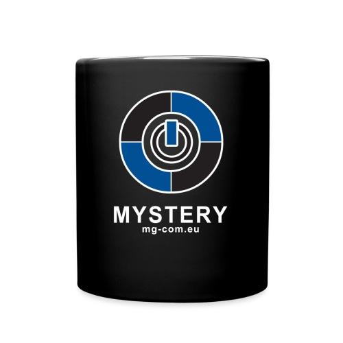 Mystery Logo v3 png - Tasse einfarbig