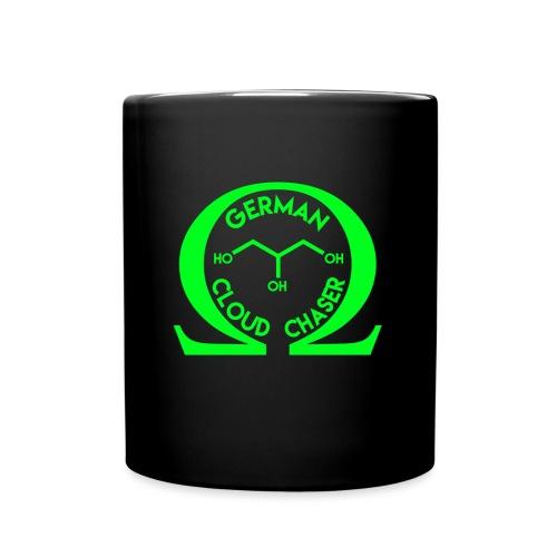 GCC Logo Green - Tasse einfarbig