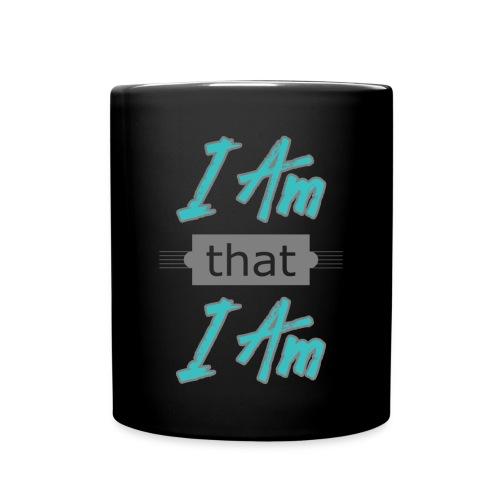 I-am-that-i-am - Ensfarvet krus