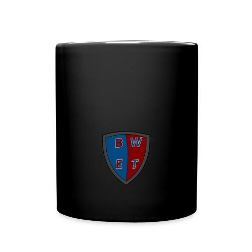 Blackwardené Entertainment Shield Logo - Enfärgad mugg