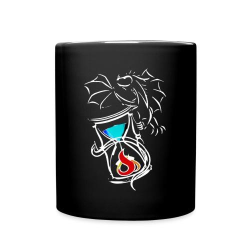 Compo Logo Vect Blanc grand png - Mug uni