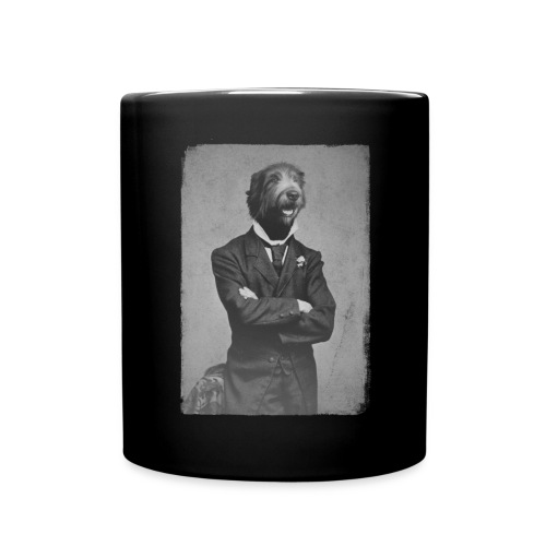 Gentleman wolfhound - Mug uni
