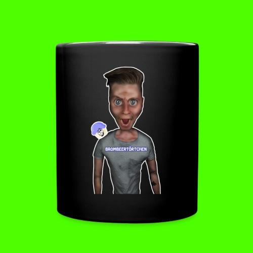 B Törtchen - Tasse einfarbig