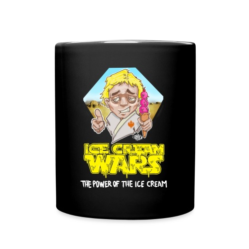Ice Wars - Luke - Mug uni