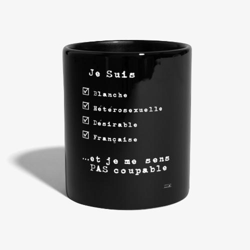 IDENTITAS Femme - Mug uni