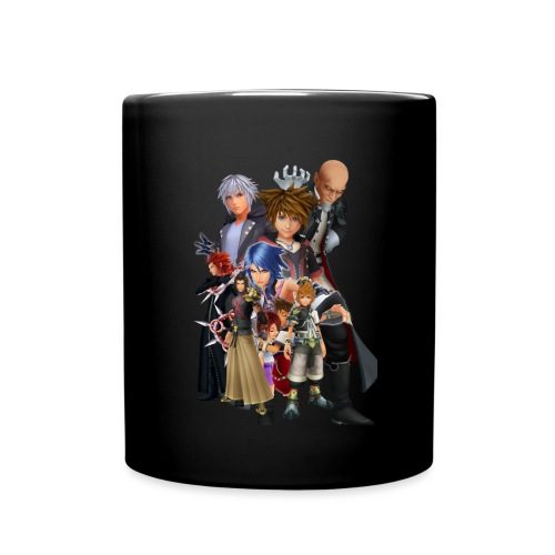 Kingdom Hearts Design (WjkoenhdindustrieS) - Full Colour Mug