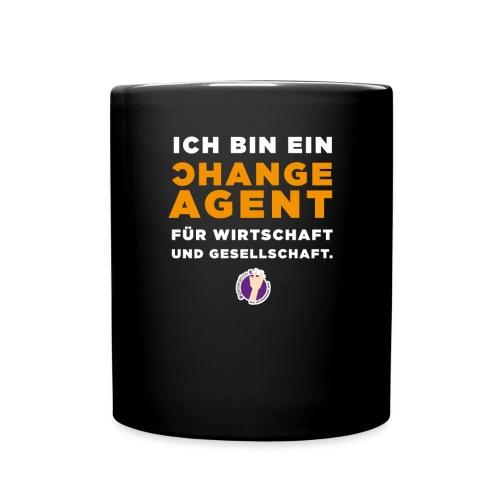 Change Agent - Tasse einfarbig