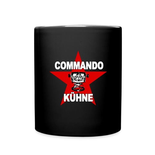 Commando Kühne - Tasse einfarbig