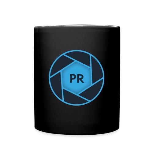 PR rund - Tasse einfarbig