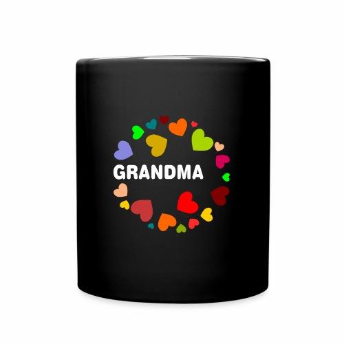 Grandma - Tasse einfarbig