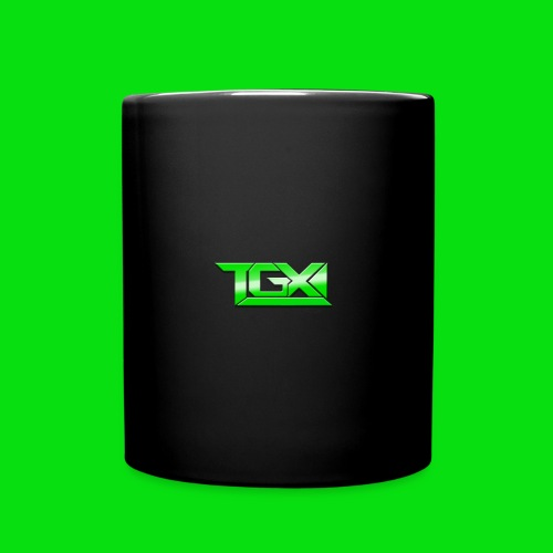 TGX Logo - Full Colour Mug