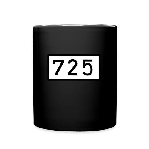 Dormagen Rheinkilometer 725 - Tasse einfarbig