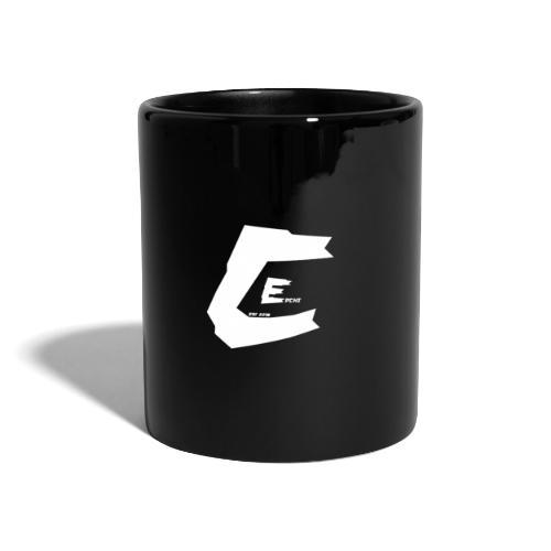 Edchi, Hvid - Ensfarvet krus