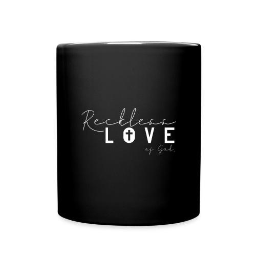 Reckless Love of God Jesus Christlich - Tasse einfarbig