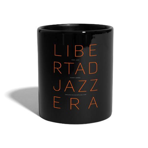 Libertad Jazzera - Taza de un color