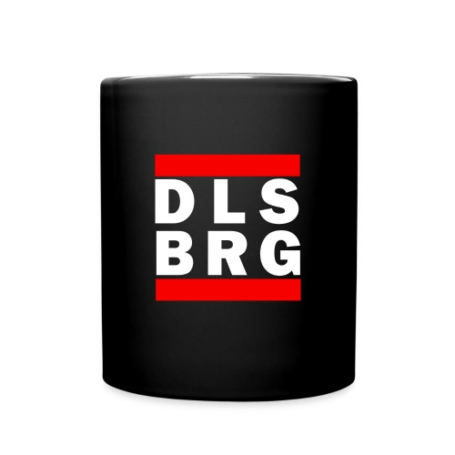 DLSBRG transparent weiss png - Tasse einfarbig