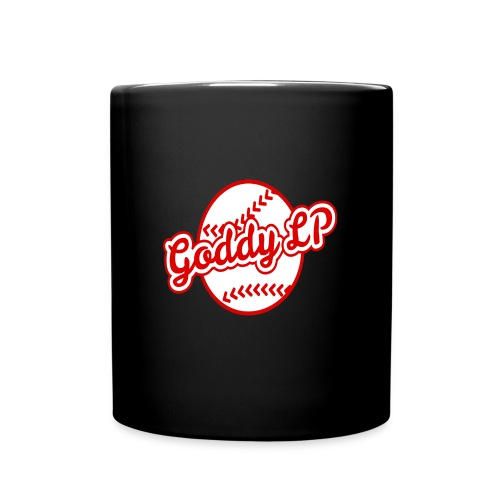 GoddyLP Logo Transparent - Tasse einfarbig