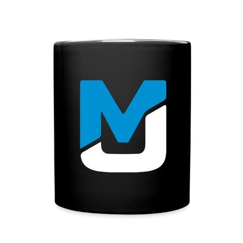 moejays logo 2013 spread sig - Tasse einfarbig