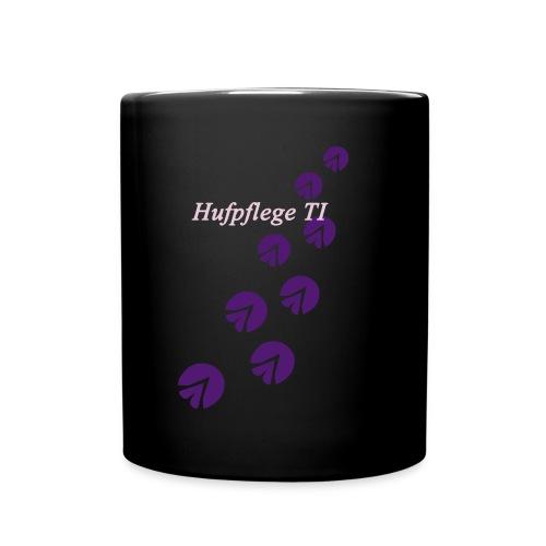 TI_Logo3 - Tasse einfarbig